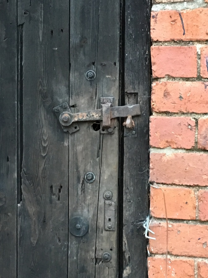 Door to the granary.